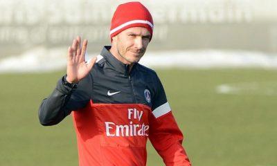 Beckham excité de découvrir un PSG-OM