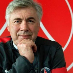 """Ancelotti ouvre la porte pour un retour au Real """"ou au PSG, ou à Chelsea""""."""