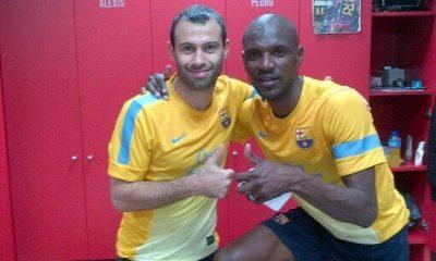 Le Barça retrouve Abidal avant le PSG