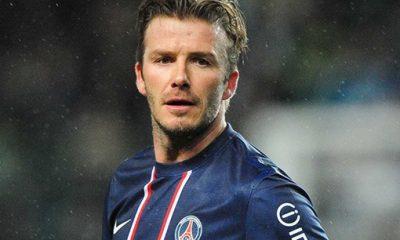 S'il est en forme, Beckham continuera au PSG