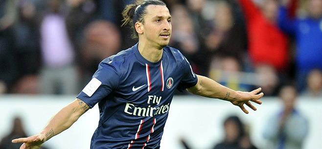 Ibrahimovic seul menacé face à Montpellier