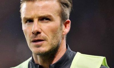 Beckham ne devrait pas prolonger au PSG