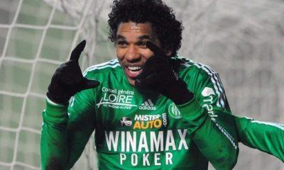 L1 : Saint-Etienne se relance et enfonce Lorient
