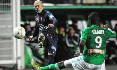 Le PSG compte stopper la série des Verts