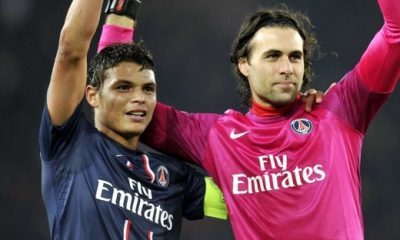 Thiago Silva : « J'espère qu'un accord sera vite trouvé »