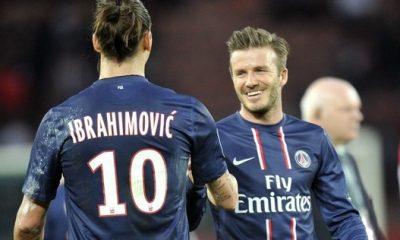 Les Lyonnais rendent hommage à Beckham