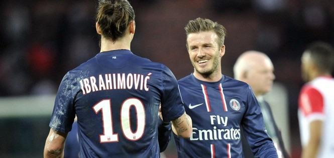 """Hudson """"Ibrahimovic serait une première signature monstrueuse"""" pour Beckham"""