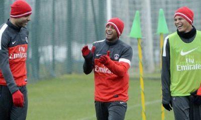 Lucas de retour, trois absents à l'entraînement