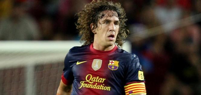 C1 : Carles Puyol forfait face au PSG