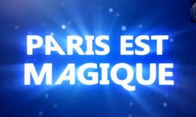 Le PSG sort son clip « Paris est magique ! »