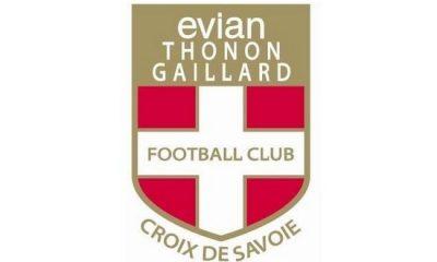 Evian - PSG : le groupe évianais