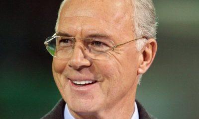 Beckenbauer : « Cette formation du PSG a de l'avenir »