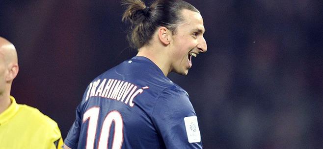 "Ibrahimovic ""c'est moi le boss"""