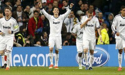 C1 : Le Real Madrid quasi-qualifié pour les 1/2