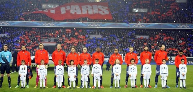 PSG-Barça : Revivez l'entrée des joueurs !