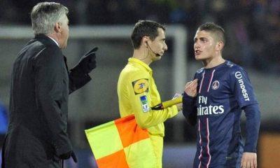 """PSG - Marco Verratti """"Ancelotti a été comme un père"""""""
