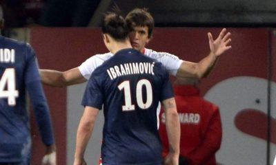 Civelli et son bisou « décalé » pour Zlatan