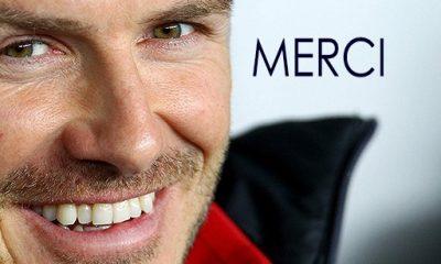 Le PSG annonce à qui profite le salaire de Beckham