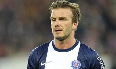 Beckham : « J'ai été très chanceux de finir ma carrière sur un titre »