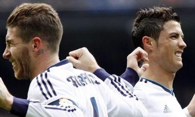 Ronaldo vaut « un milliard d'euros » selon Ramos