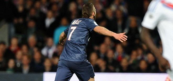 """OL/PSG – Ménez revient sur son but """"à""""jamais gravé dans ma mémoire"""" face à l'OL"""