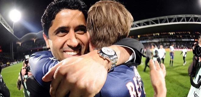 Nasser Al Khelaifi : « We gonna miss David »
