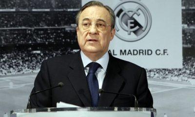 Pérez : « Ronaldo prendra sa retraite ici au Real »