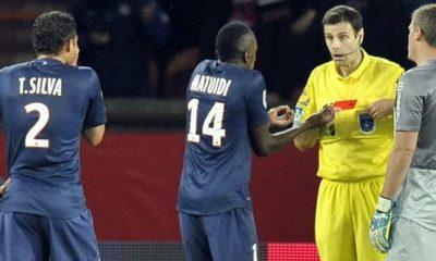 Deux matches pour Silva, c'est « un peu fou » pour Matuidi