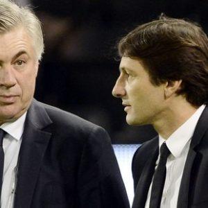 Anciens: Leonardo ne voit pas Ancelotti rejoindre le Milan AC