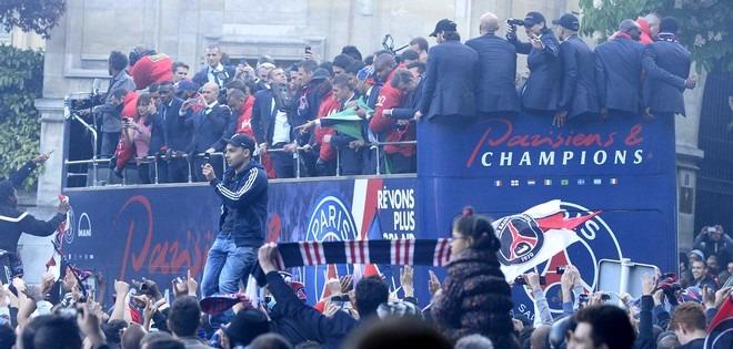 Ligue 1- Le titre sera célébré au Parc des Princes