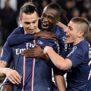 """Matuidi : Ibrahimovic """"un joueur d'exception"""", """"heureux de le voir comme ça"""""""