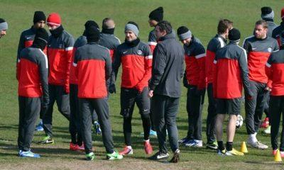 PSG - Brest : le groupe parisien