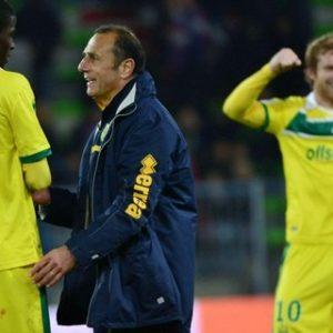 Der Zakarian se réjouit pour Nantes que le PSG n'ait pas battu le record sur une saison