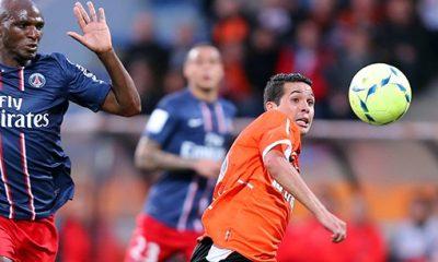 Lorient - PSG : Les stats d'après-match