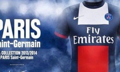 Van der Wiel confirme le nouveau maillot du PSG