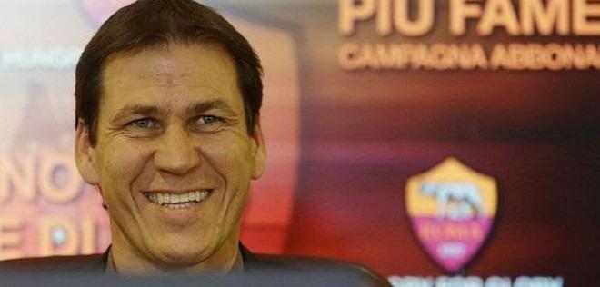 Rudi Garcia « pas intéressé » par la rumeur PSG