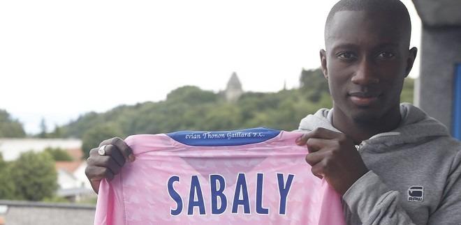 Officiel : Youssouf Sabaly prêté à Evian