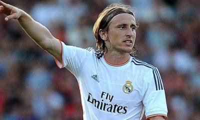 Modric : « J'avais promis à Ancelotti d'aller au PSG »