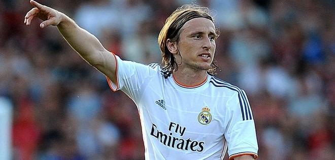 LDC Luka Modric espère jouer le match face au PSG, mais ce sera compliqué
