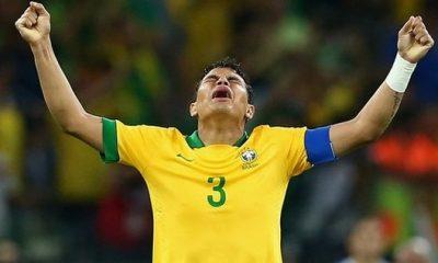 CdC : Thiago Silva dans le 11 de la FIFA !