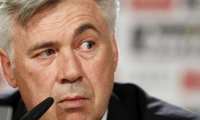 Ancelotti : « PSG-Real en 1/4, ce serait particulier »