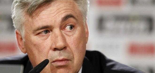 Carlo Ancelotti conseille Laurent Blanc en LDC