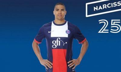 Le PSG Handball dévoile son nouveau maillot