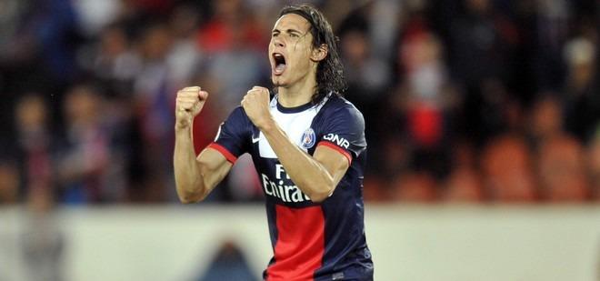 Edison Cavani - Ses buts en Ligue 1