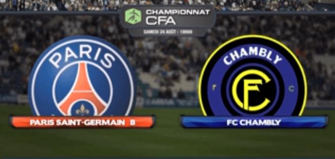 CFA : Deuxième victoire pour le PSG !
