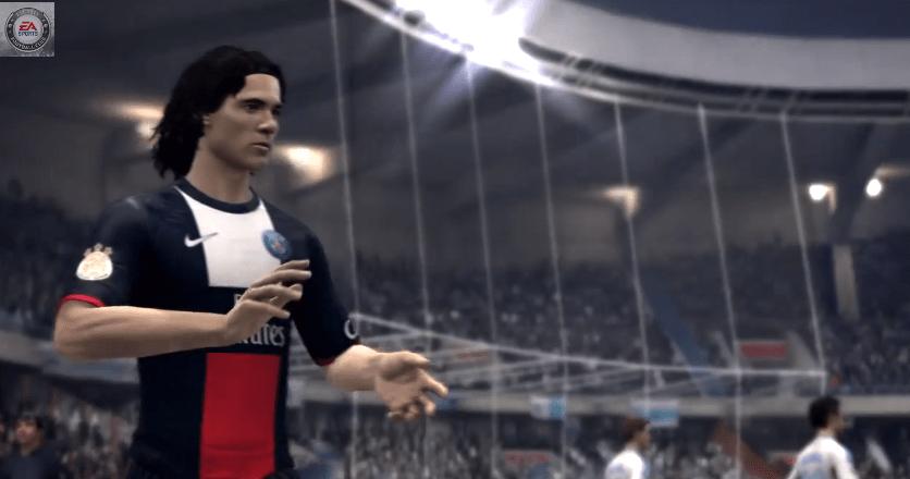 Vidéo - FIFA 14 Next-Gen : Barcelone contre le PSG