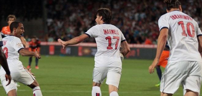 Maxwell «Toutes les équipes qui jouent contre nous font leurs meilleurs matchs»