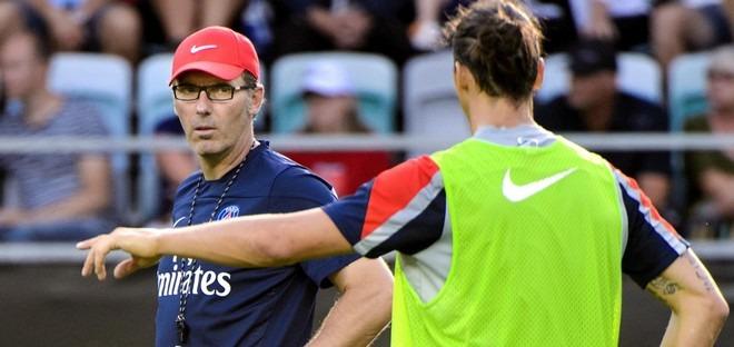"""Blanc : Ibrahimovic """"il est en fin de contrat, c'est normal de relancer tout le monde"""""""