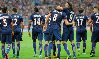 VAFC - PSG : la feuille de match
