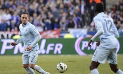 Pour le Ballon d'Or, Matuidi vote Ribéry